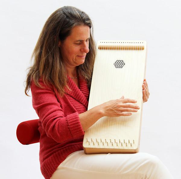 "Allton Behandlungsmonochord, Klang-Monochord, Modell ""Universal"", geölt"