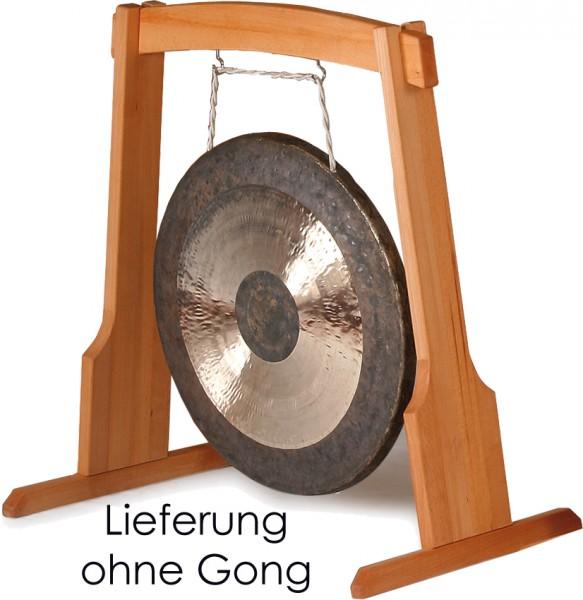 Gongständer Harmony für Gongs bis 80 cm, Holz, steckbar