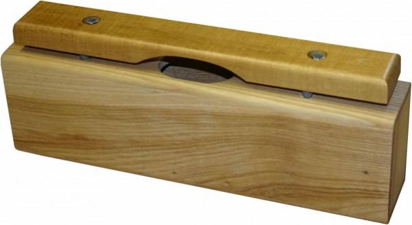 Einzelklangstab Holz, INTONA, Tenor, Robinie mit Resonanzkasten aus Esche