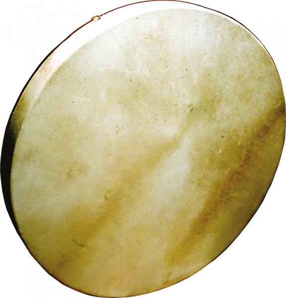 Schamanentrommel, 46 cm, stimmbar, extraleicht, Rahmentrommel aus Pakistan,