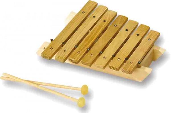 Auris Xylophon 7 Töne, D-pentatonisch