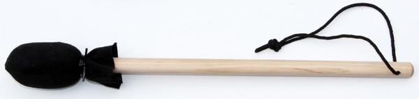 Buffalo - Drum Schlägel, groß, weich, mit Holzgriff 41x5 cm