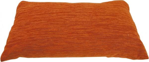 Hirsespreukissen 38x22, Stoffbezug