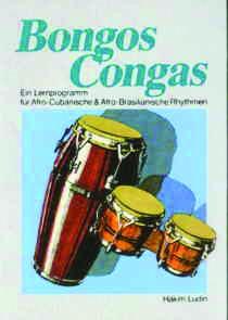 Hakim Ludin: Bongos und Congas