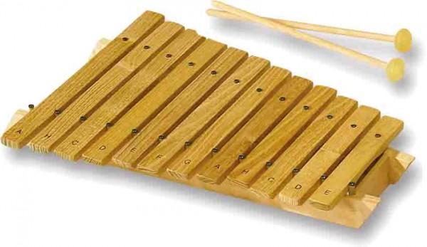 Auris Xylophon 12 Töne, Vario 12 diatonisch + 3 Halbtöne