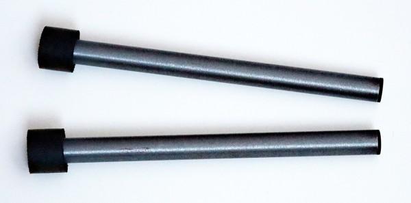 Schlägel für Steeldrum, Alu