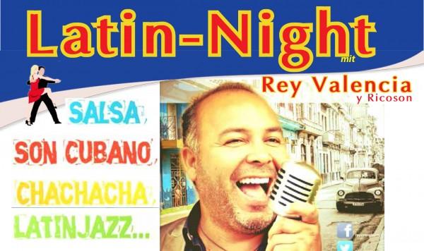 Latin-Night Eintrittskarte