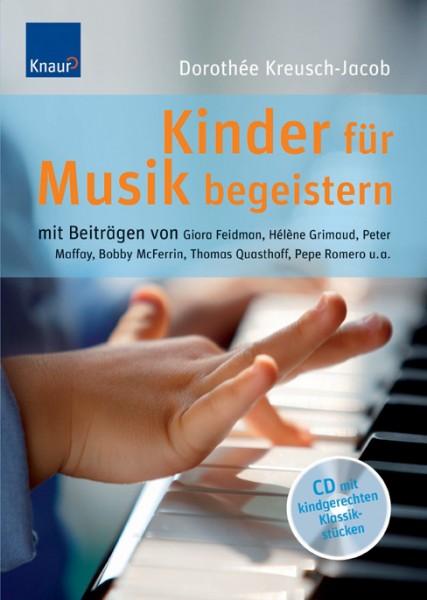 Kreusch-Jacob: Kinder für Musik begeistern - Buch