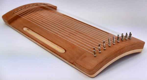 ALLTON Monochord Modell C, gewölbt