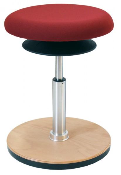 ERGO-Hocker für Kinder Bodenwipper S, mit allseits beweglicher Sitzfläche (ERGOTOP-Technologie) von