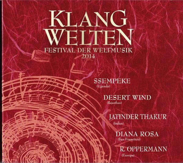 Klangwelten 2014 Rüdiger Oppermann