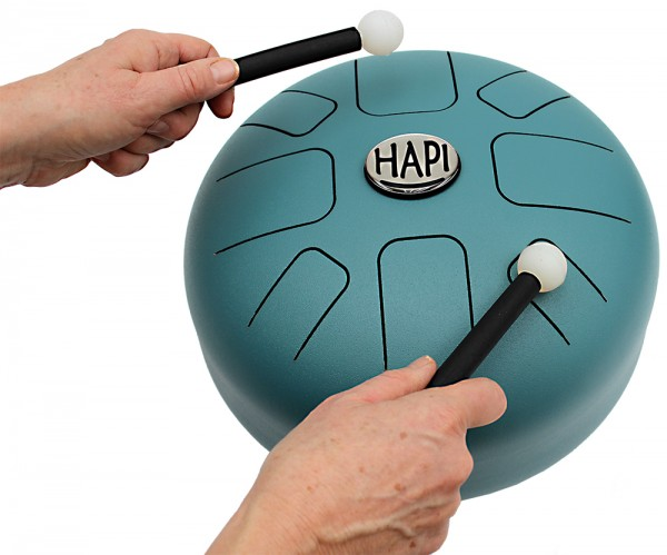 Hapi-Drum standard E-Moll, Pentatonik