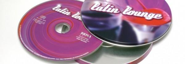 Musik CD - latin lounge