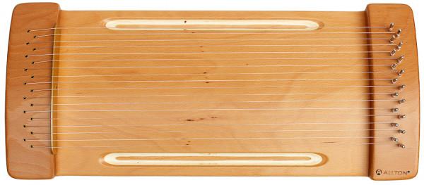 Allton Spür-Monochord, gewölbt, lackiert, Tambura-Stimmung, desinfektionsmitteltauglich