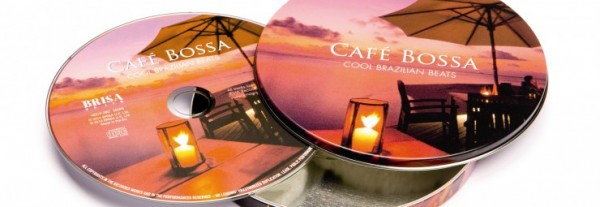 CD in Dose - Cafe Bossa
