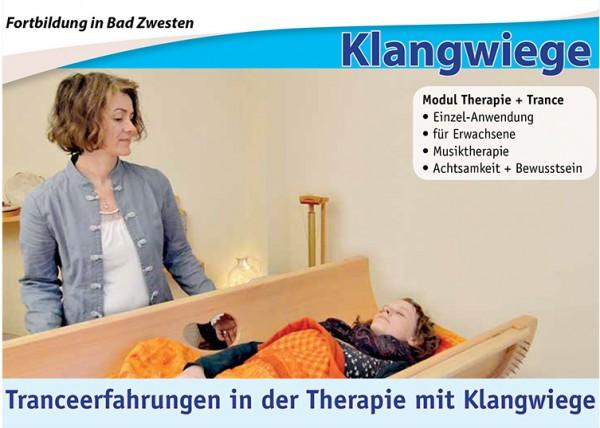 Klangwiege-Fortbildung, Modul: Therapie + Trance mit Cordelia Fischer