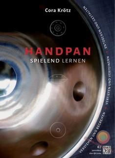 Buch: Handpan spielend lernen, Cora Krötz