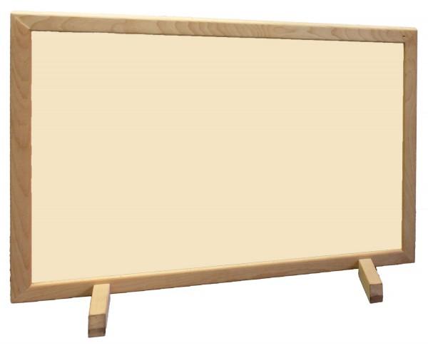 Infrarot-Standheizung Keramikplatte mit Holzrahmen, 410W