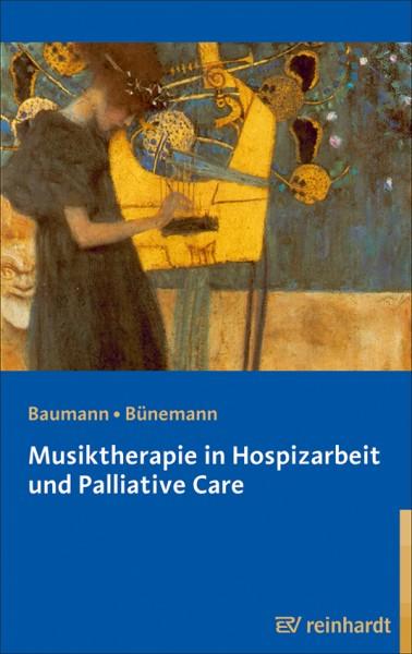 Fachbuch: Musiktherapie in Hospizarbeit und Palliative Care