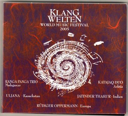 Rüdiger Oppermann: Klangwelten 2005