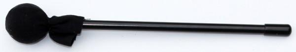 Lederkopf-Schlägel, klein, mittelweich mit Kunststoffgriff 27x4 cm