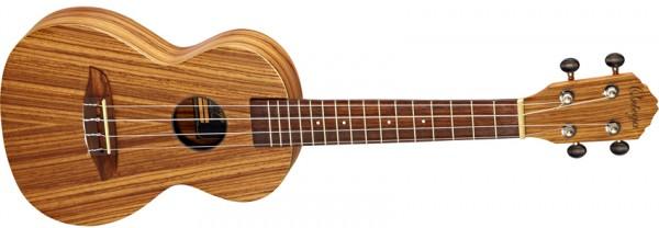 ukulele sopran, zebrano