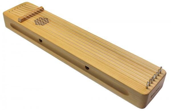 Allton Klangteddy - Monochord, Fichtendecke, 7 Saiten