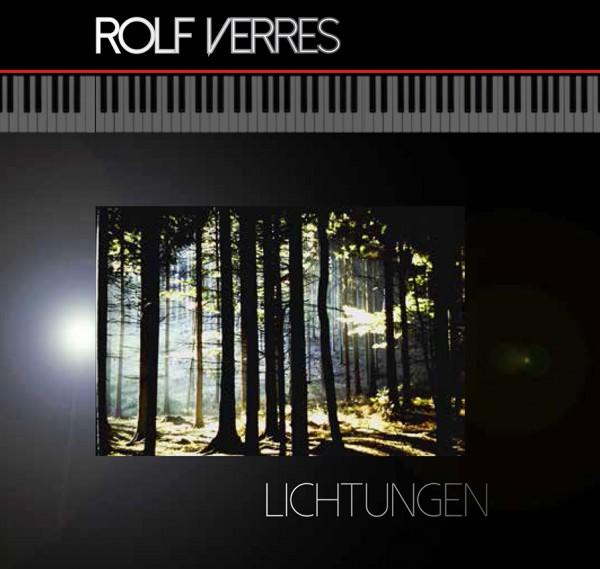 CD Lichtungen - Rolf Verres
