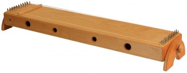 Allton Monochord, Standard, Buche/Birke geölt, einseitig besaitet, Ton: C, ohne Füße