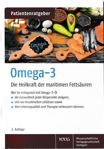 Patientenratgeber: Gröber/Dr. med. Klaus Kisters: Omega-3