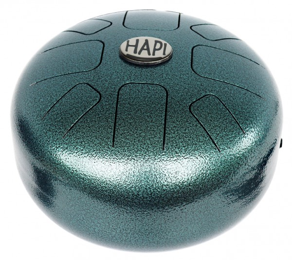 Hapi-Drum standard E-Moll, Pentatonik, deutsche Anleitung