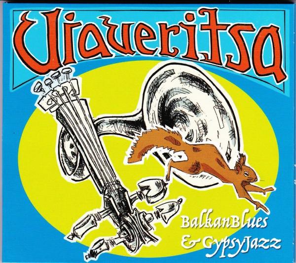 viaveritsa - Balkanblues und Gypsyjazz