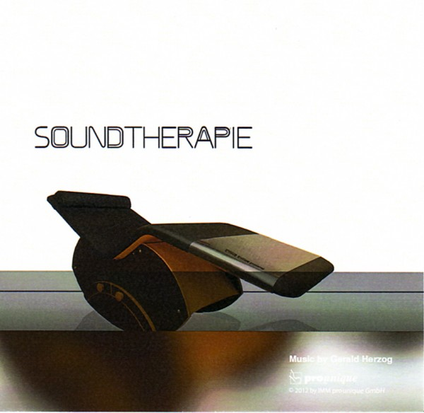 CD Soundtherapie - Gerald Herzog
