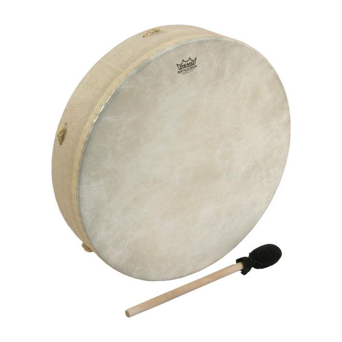 REMO - Buffalo-Drum 22, 55 cm | Rahmentrommeln | Trommeln | Rhythmus ...