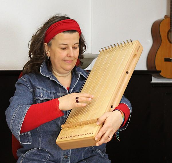 Dreiklang-Monochord