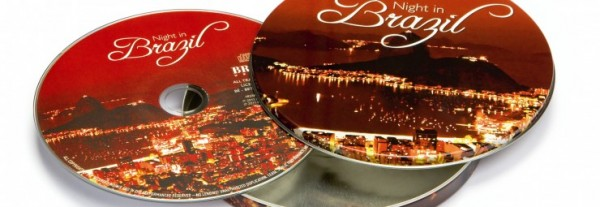 CD - Night in Brazil