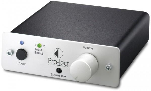 Vollverstärker, Pro-Ject Stereo Box-S