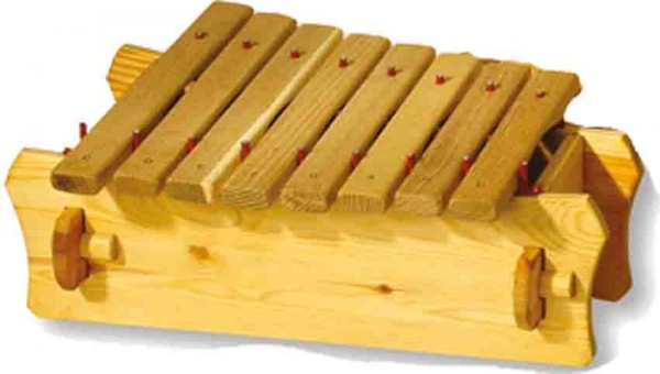 Auris Marimba 8 Töne, D-pentatonisch