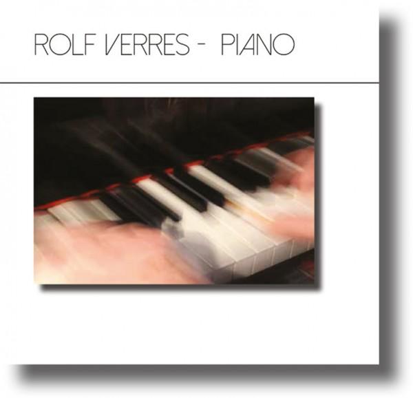 "Rolf Verres ""Piano"" CD"