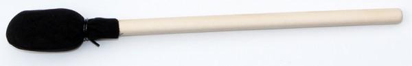 Buffalo - Drum Schlägel, klein, weich, mit Holzgriff 31x4 cm